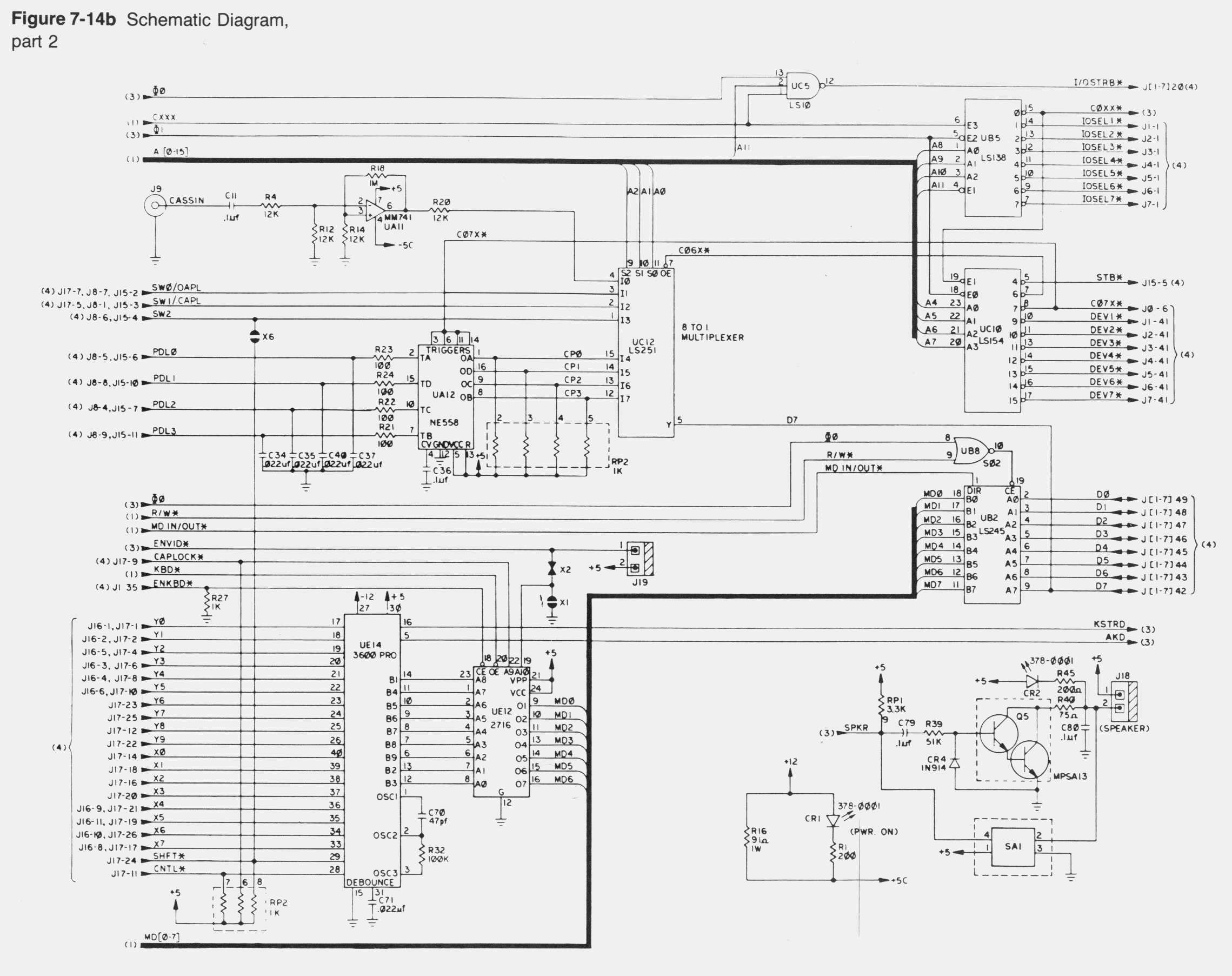 Index of /Apple II Items/Hardware/IIe/Schematic